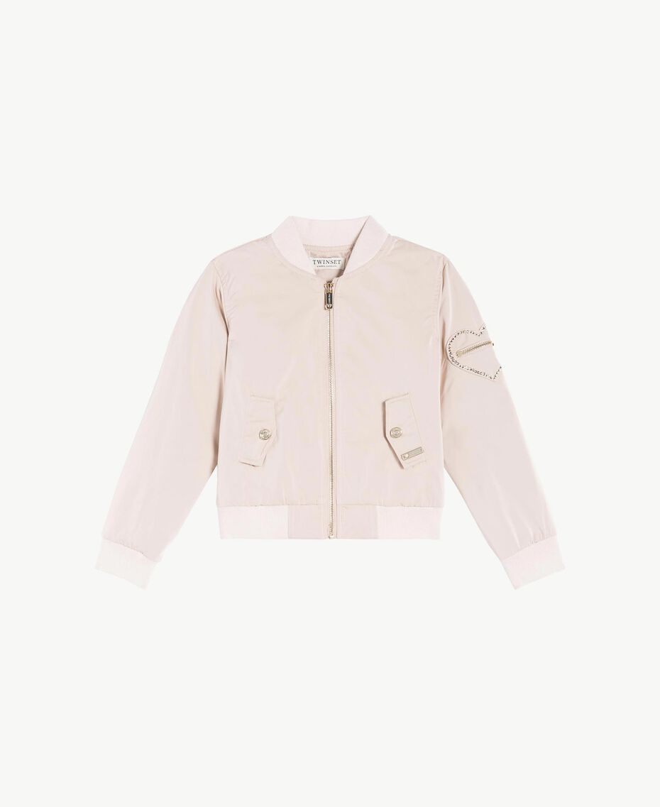 Duchess bomber jacket Bud Pink Child GS82VA-01