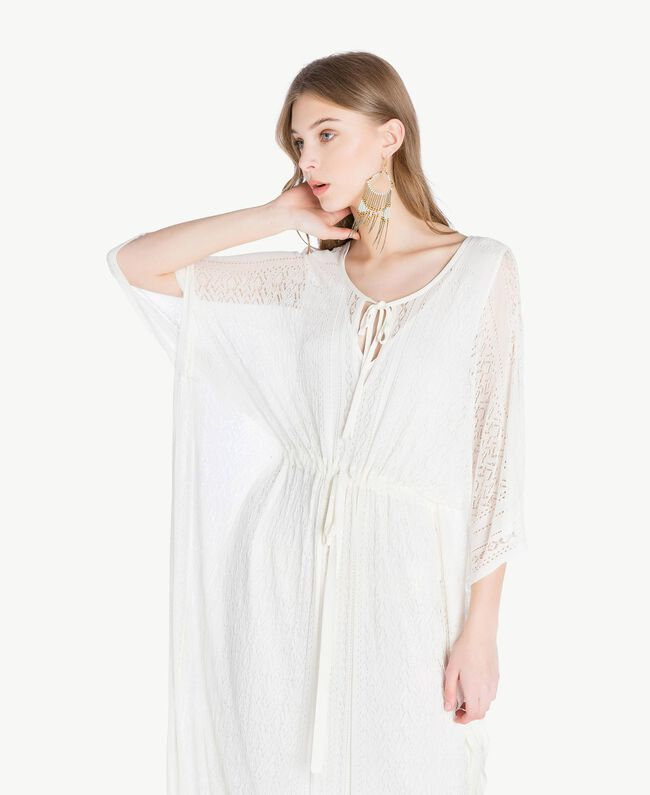 Long viscose dress Mother Of Pearl Woman TS83AC-04