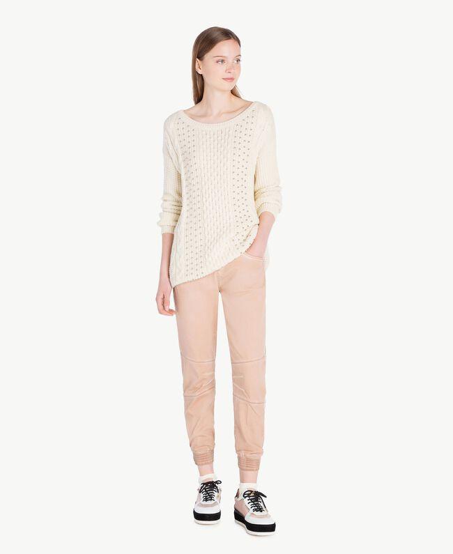 Combat trousers Pink Skin Female SA72PB-01