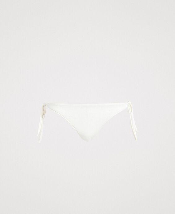 Glitter Brazilian bikini bottom