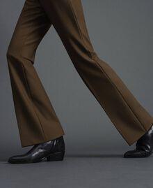 "Technical wool trousers ""Colonial"" Green Woman 192TT2450-05"