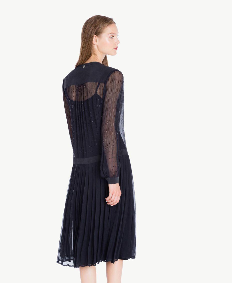 Rhinestone dress Bluestone JA72F2-03