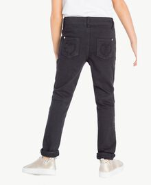 Skinny trousers Black Child GS82CP-04
