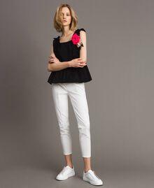 Poplin leggings Off White Woman 191ST2043-01