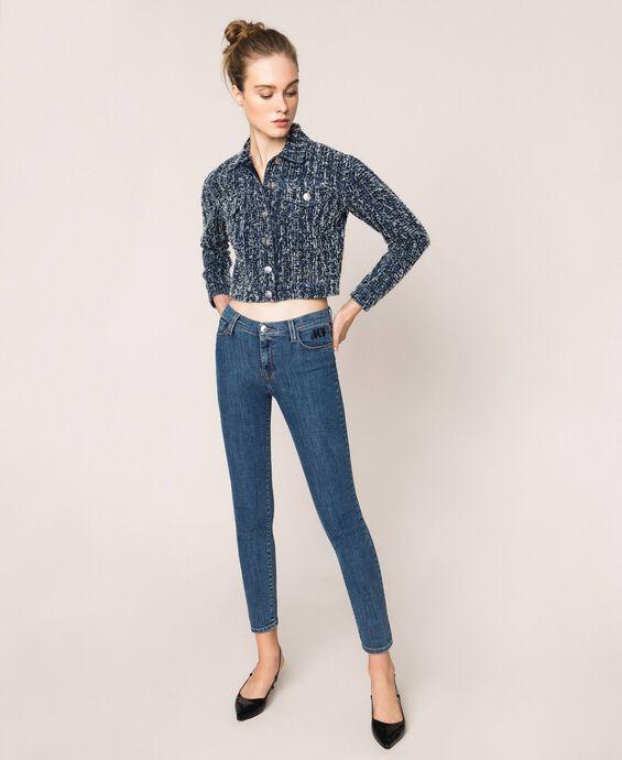 Jean skinny cinq poches