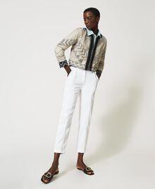 Camicia in jeans Denim Chiaro Donna 211TT2373-0T