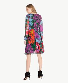Abito stampa Stampa Sixty Flower Donna TS824D-03