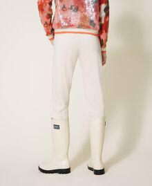 Pantalon de jogging avec poches Rose Cloud Pink Femme 202LI2HDD-03