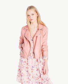Perfecto similicuir Misty Pink Femme JS82CC-01
