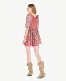 "TWINSET Fringed boots ""Dune"" Beige Woman CS8TAU-06"