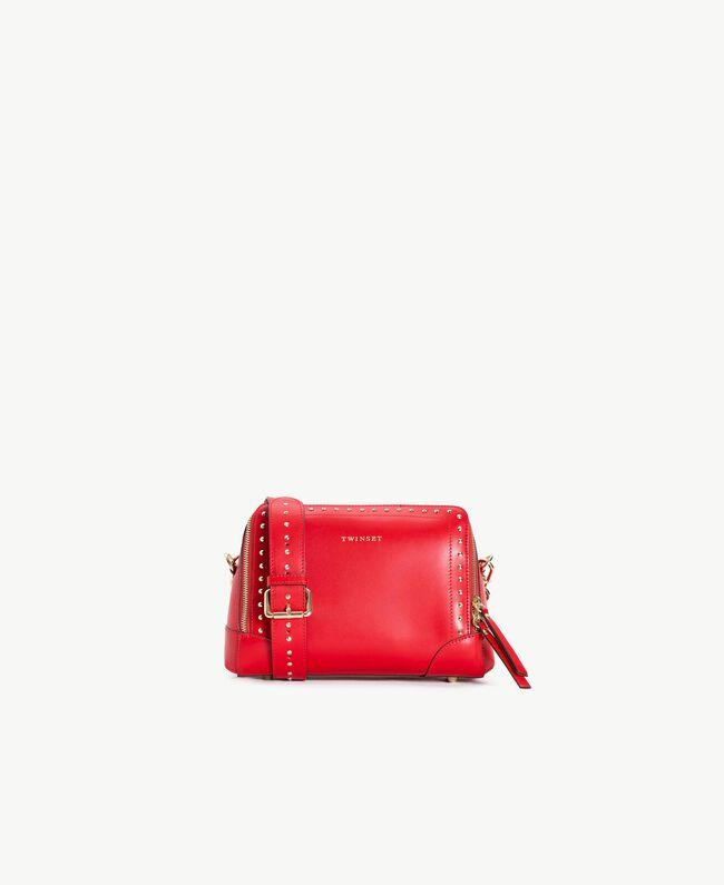 TWINSET Sac à bandoulière clous ruby Femme AS8PMA-01