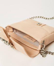 Маленькая сумка через плечо Rebel с ювелирной пряжкой Вишня женщина 202TB7140-06