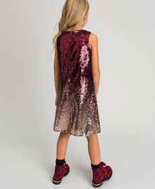 Fadeout sequin dress Fadeout Ruby Red Child 192GJ209A-03
