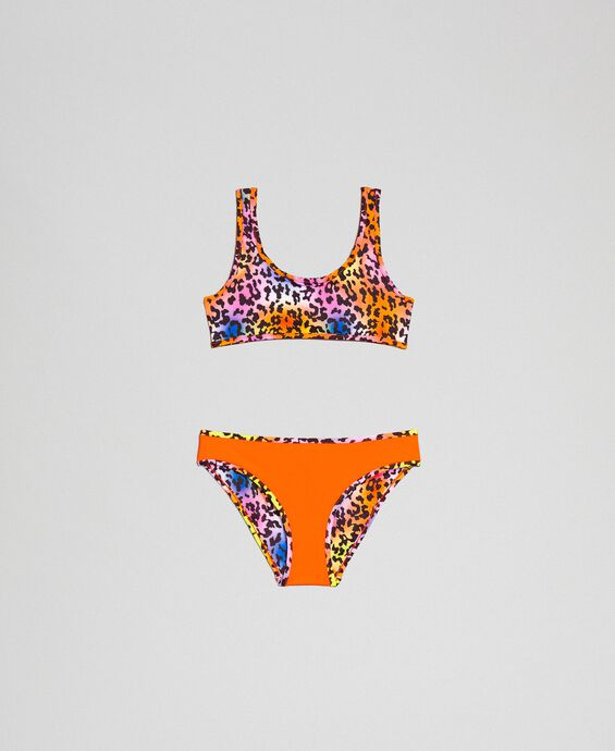 Girl's swimsuit 'Elettra x Twinset'