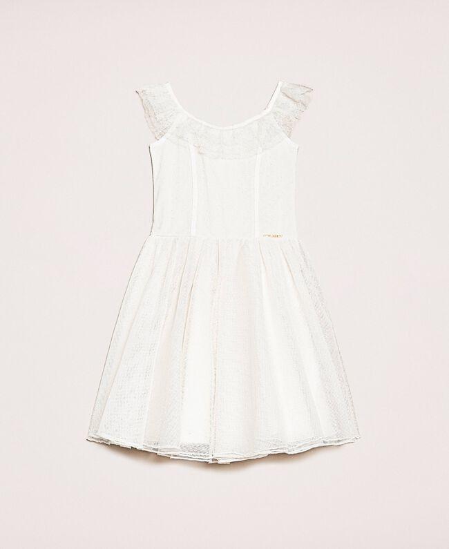 Платье из расшитого тюля Chantilly Pебенок 201GB2QD0-01