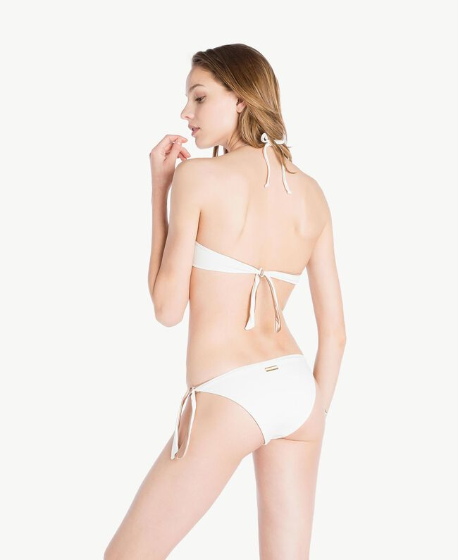 Tulle bandeau Ivory Woman MS8B11-04