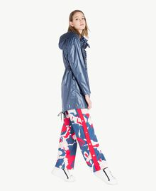 Parka laminato Dallas Blue Donna LS84BB-03