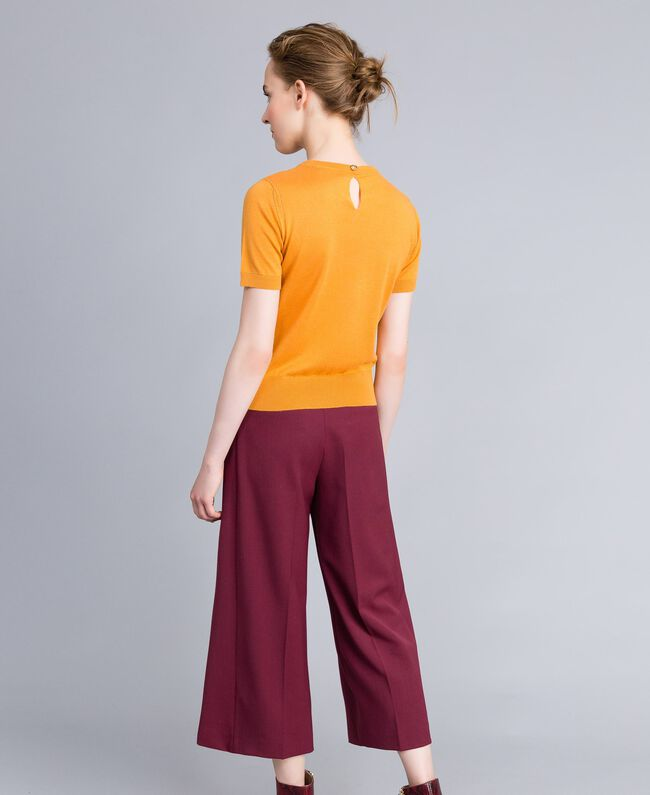 Silk and cashmere jumper Brandy Woman PA83GD-03