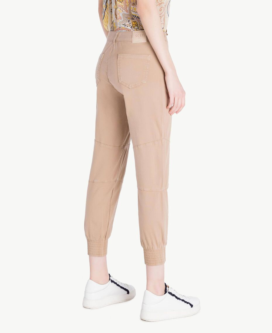 "Combat trousers ""Amphora"" Brown Woman SS82NB-03"