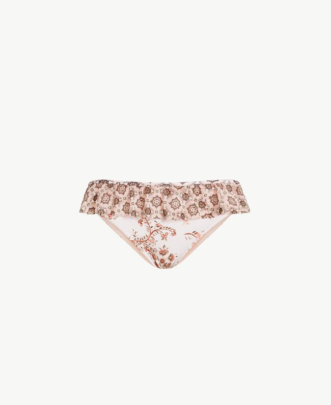 Slip stampe Stampa Patch Pink Vegas Donna BS8A99-01