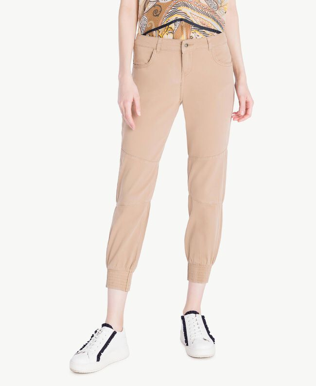 "Combat trousers ""Amphora"" Brown Woman SS82NB-01"