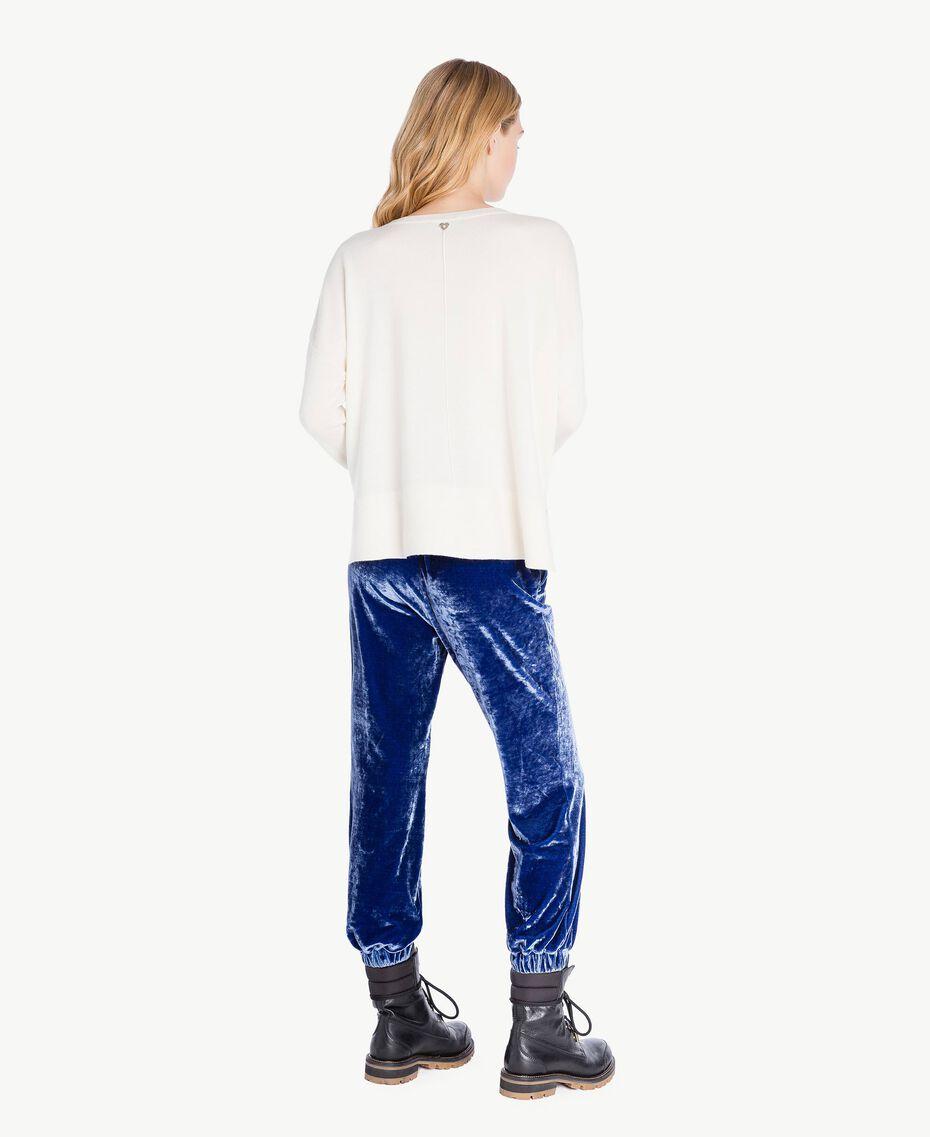 Pantalon velours Bleu Bleuprint TA721J-03