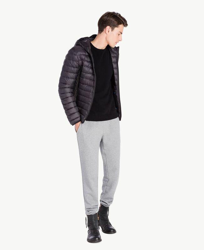 Jogging trousers Melange Grey Male UA72A3-05