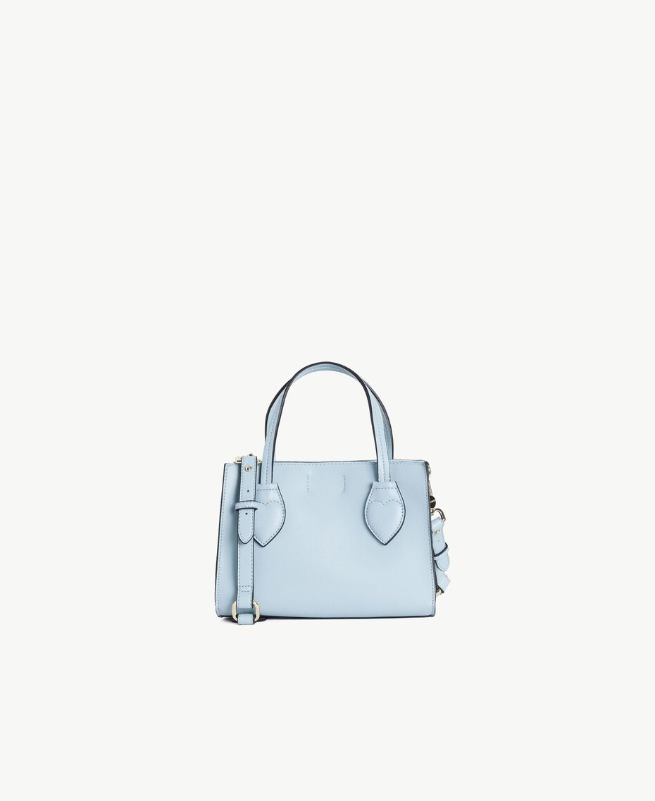TWINSET Bag and clutch bag Baby Blue Woman RS8TB2-03