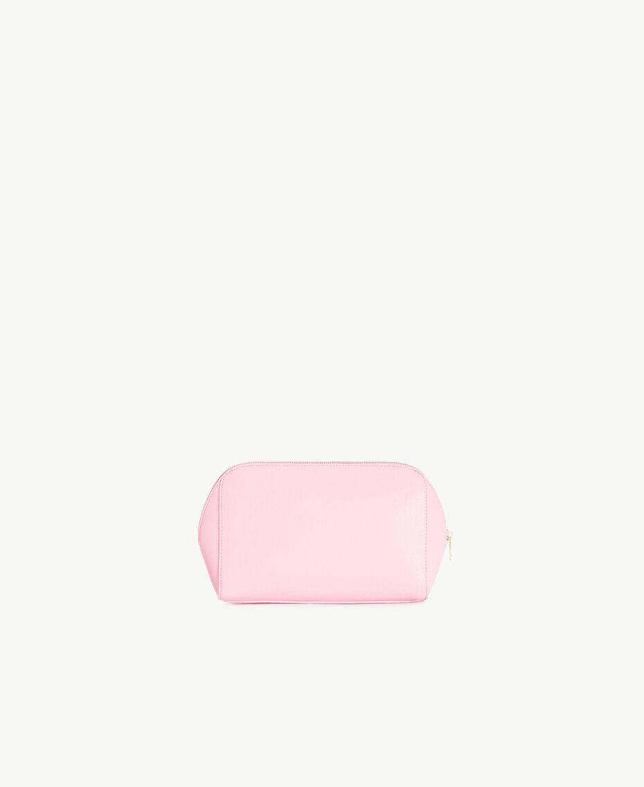 Beautycase aus Lederimitat Pinkie Sugar Frau LS8FAA-03