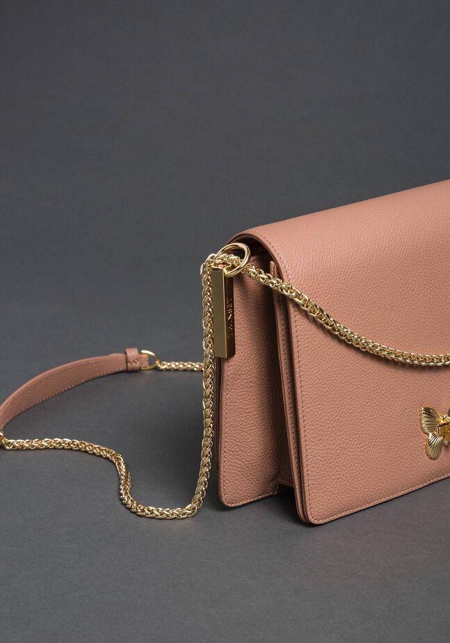 Large Bea leather shoulder bag