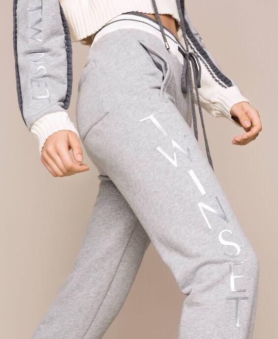 Sweatpants with logo