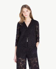 Lace jacket Black Woman PS82XJ-01