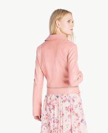 Perfecto similicuir Misty Pink Femme JS82CC-03
