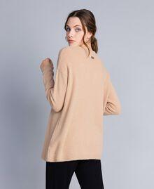 Pull oversize en laine mélangée RoseDunes Femme IA86HH-03