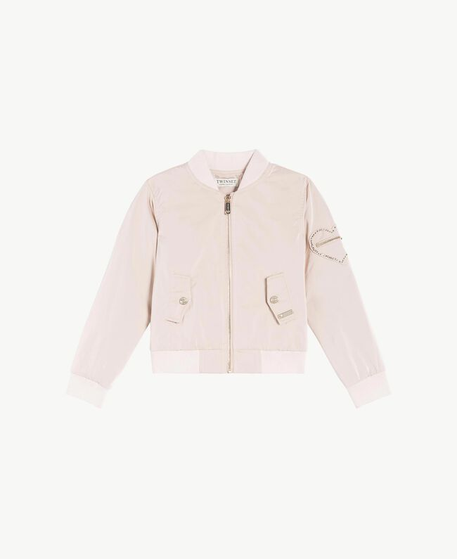 Duchess bomber jacket Bud Pink Child GS82VA-01