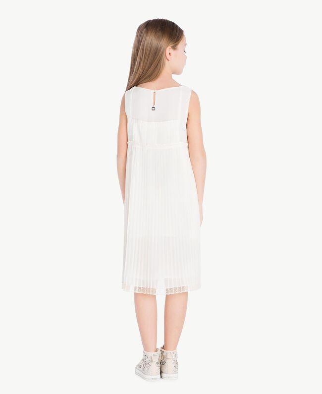 Robe plissée Chantilly Enfant GS8LDP-04