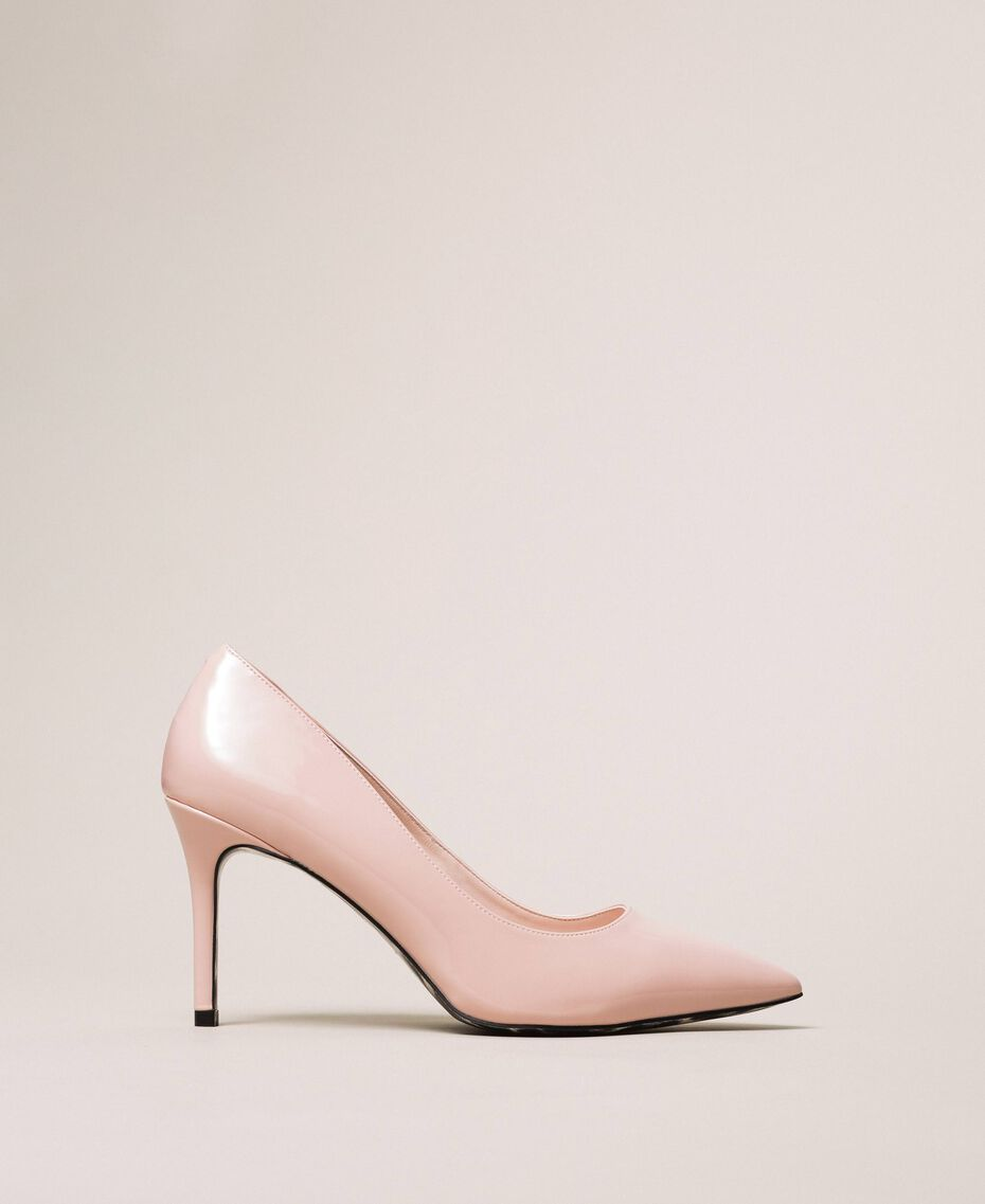 Escarpins vernis Quartz Rose Femme 201MCP01L-01