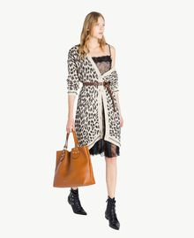 Robe dentelle Noir Femme PS821G-05