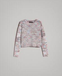 "Jersey de lúrex multicolor Multicolor Lurex ""Pastel Colour"" Mujer 191MP3180-0S"