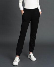 Jogging trousers Melange Grey Woman 192LI2UEE-02