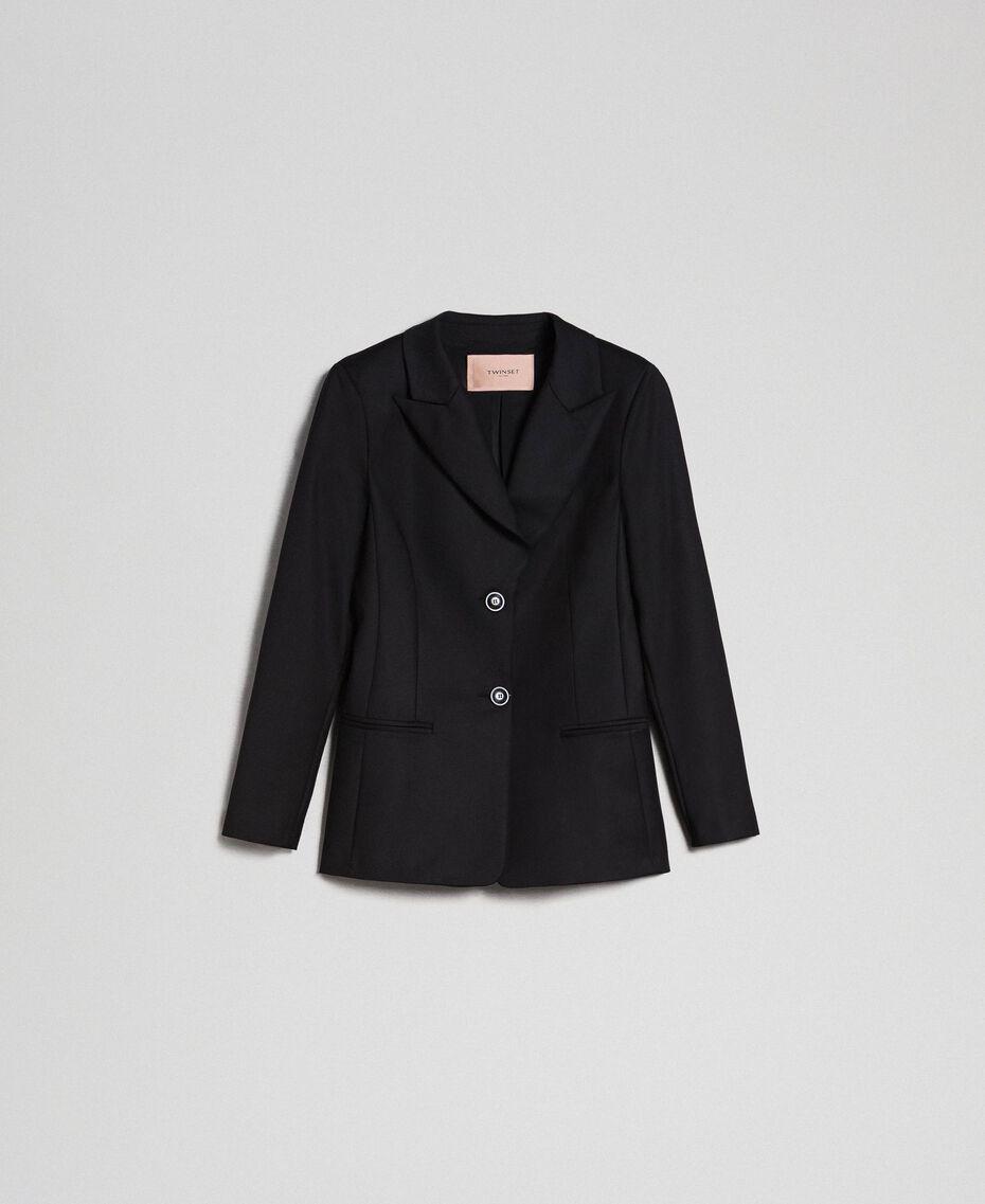 Blazer avec poches Lait Femme 999TT2010-0S