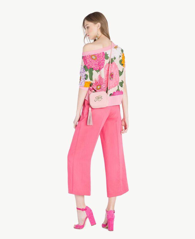 TWINSET Sandales daim Pink Provocateur Femme CS8TDU-06