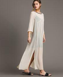 Georgette long dress Ecrù Woman 191ST2205-02