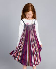 Robe en lurex multicolore Multicolore Lurex Enfant GA83KP-02