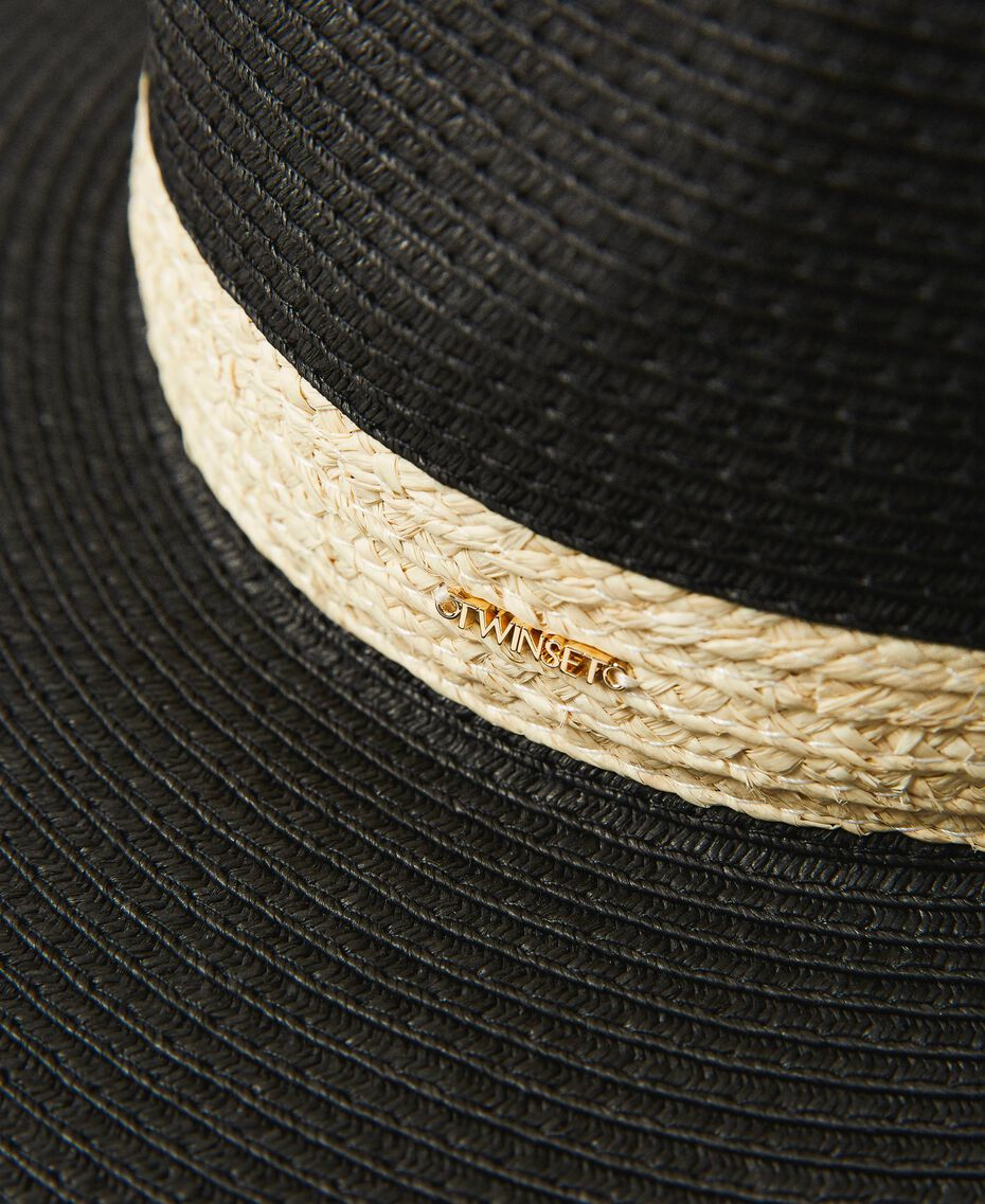 Straw hat Black Woman 211TO5090-02