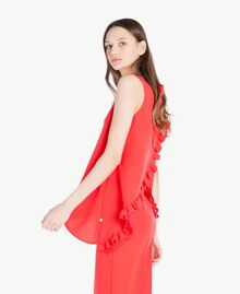 Cady top Ginger Red Woman SS82AB-02