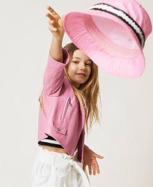 """Logo hat """"Rose Bloom"""" Pink Child 211GJ4924-06"""