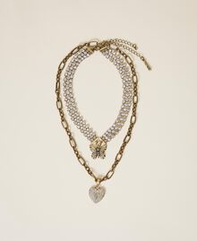 Choker with pendants Crystal Woman 202TO5047-02