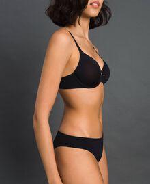 Soutien-gorge à armatures (bonnets C) Noir Femme LCNN5C-01