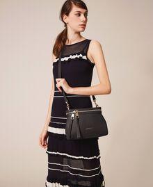 Petit sac New Cécile en similicuir Noir Femme 201TO8181-0S